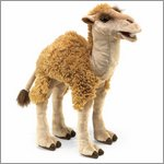 Folkmanis hand puppet camel