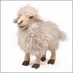 Folkmanis hand puppet longwool sheep